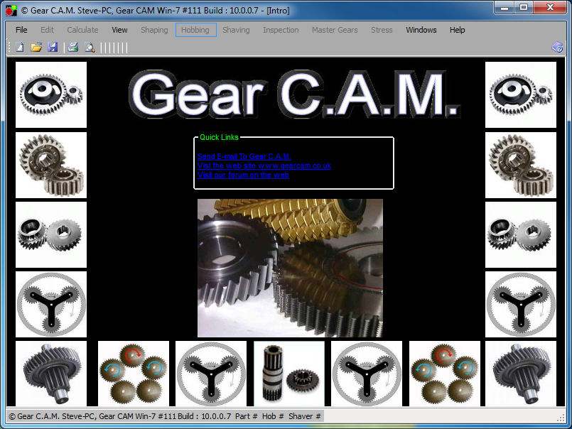 Web cad software